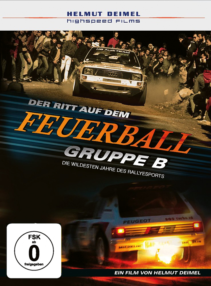 DVD/BluRay Der Ritt auf dem Feuerball
