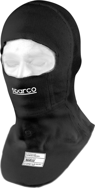 Sparco Kopfhaube Shield Tech, schwarz