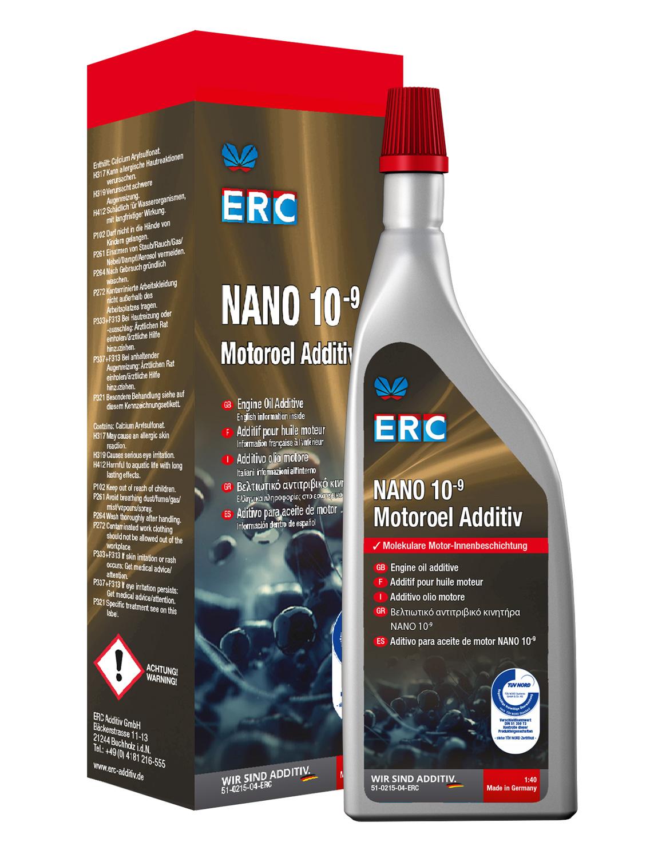 ERC Nano Motor Öl Additiv