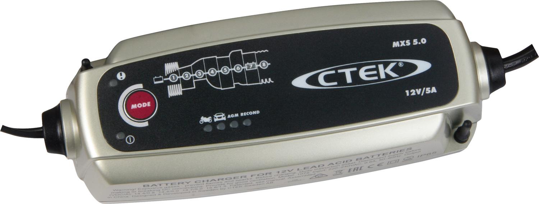 CTEK Batterieladegerät MXS 5.0