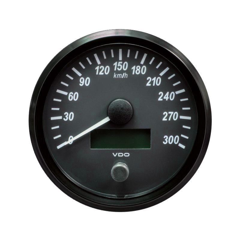 VDO SingleViu Tachometer