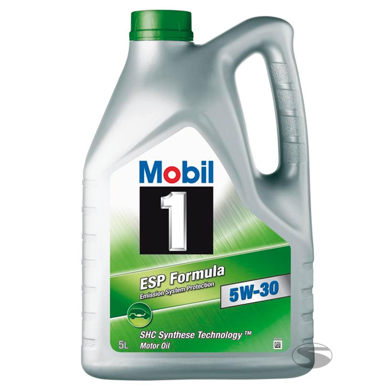 Mobil 1 ESP Formula 5W-30, 5 Liter