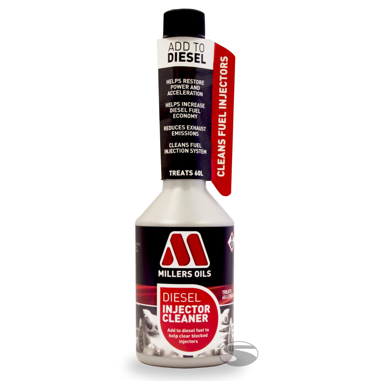 Millers Oils Einspritzdüsen-Reiniger für Dieselmotoren, 250 ml