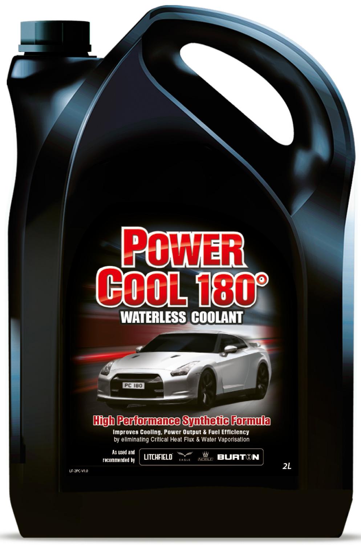 Evans Power Cool 180°, 2 Liter