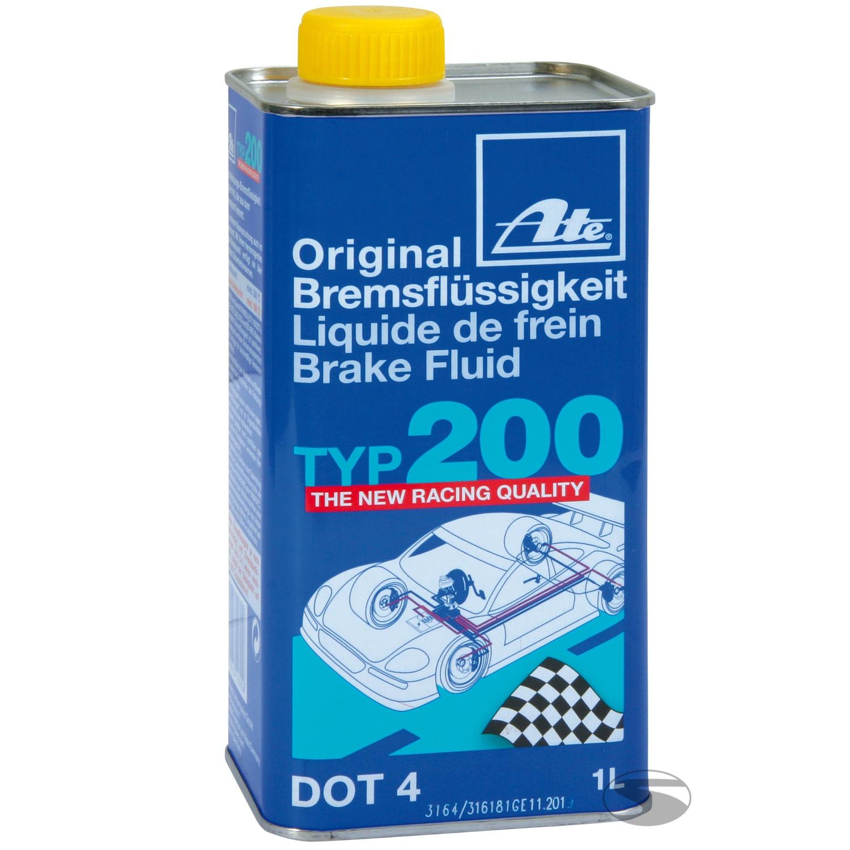 Ate Bremsflüssigkeit Typ 200 (1 Liter)