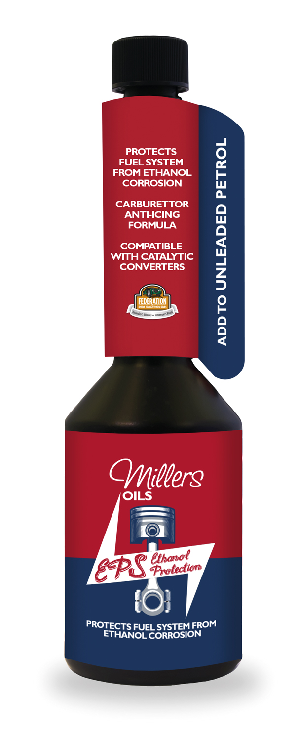 Millers Oils EPS Ethanol Protection, 250 ml