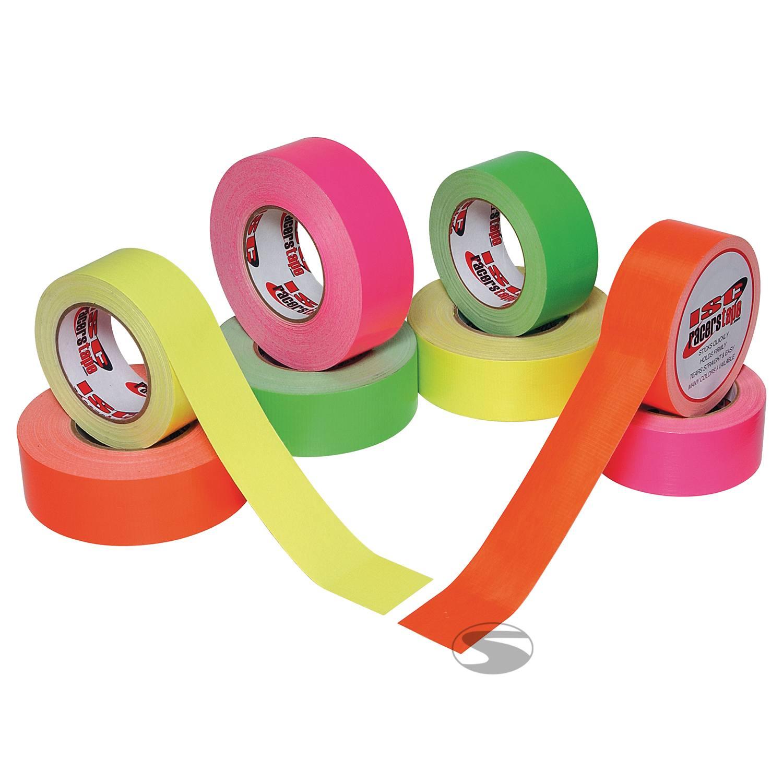 ISC Standard Neon Race Tape