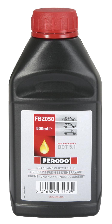 Ferodo Racing DOT 5.1 (0,5 Liter), 360001