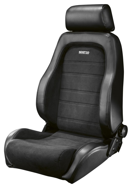 Sparco Sportsitz GT, schwarz (2032)