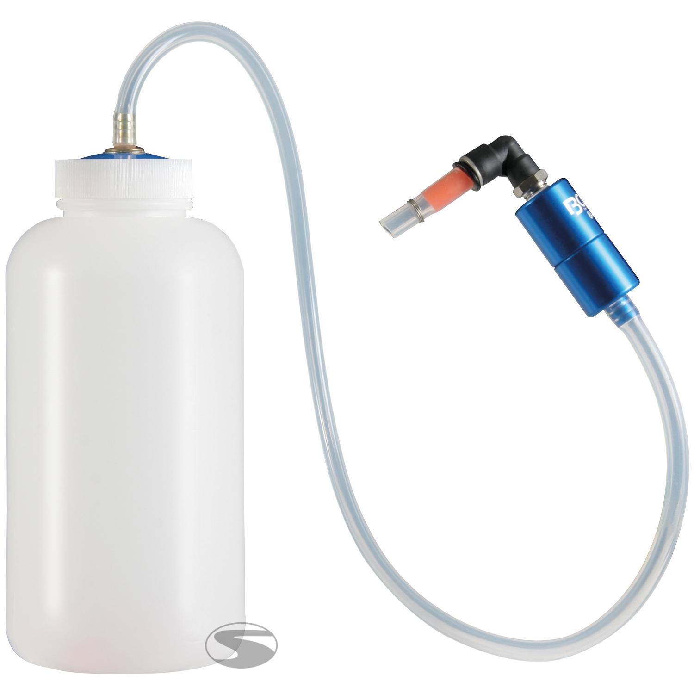 BAS Bremsenentlüfter-Ventil mit Auffangflasche