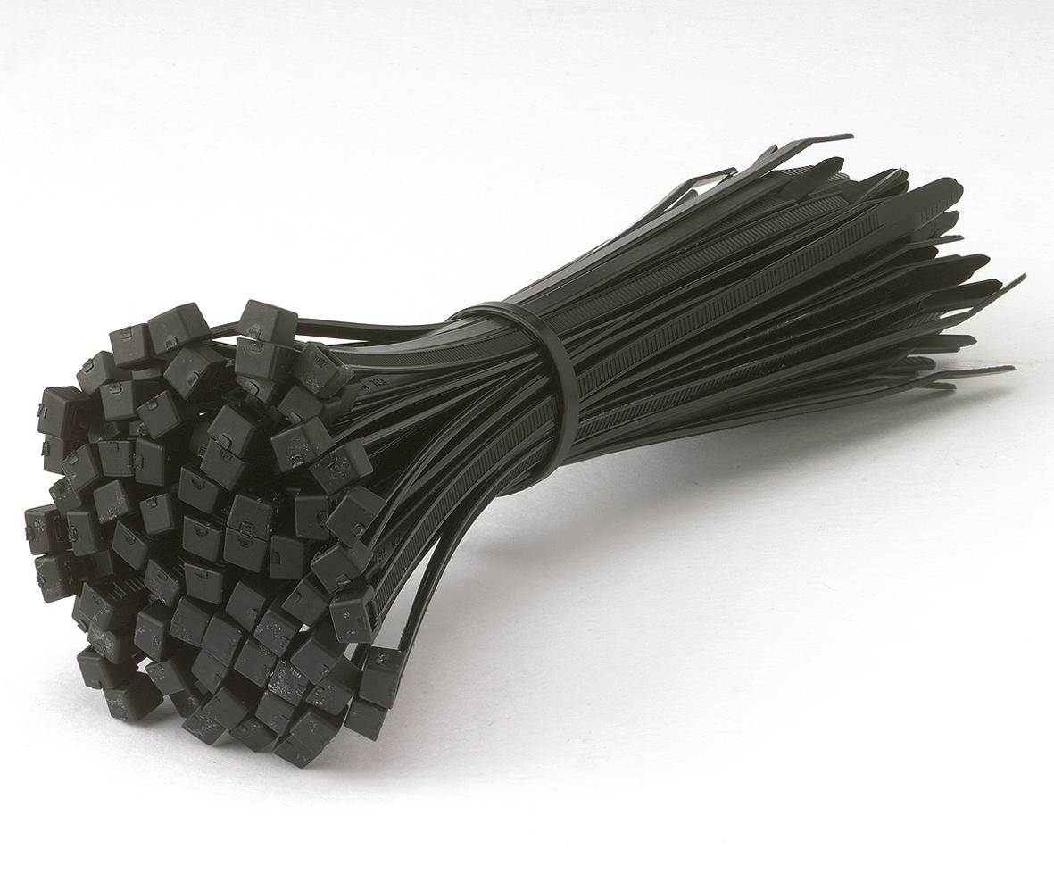 Sandtler Kabelbinder, schwarz