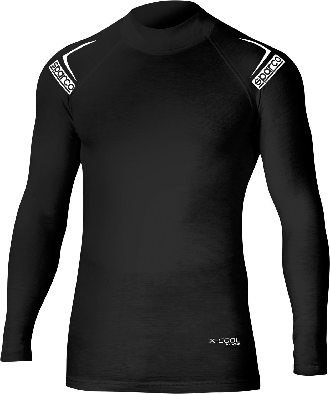 Sparco Pullover Shield Tech, schwarz