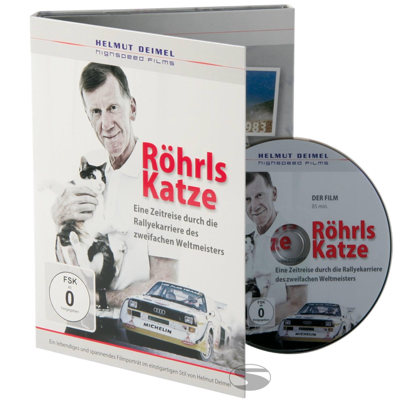 DVD Röhrls Katze