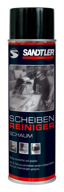 Sandtler Scheiben- & Visier-Reinigerschaum