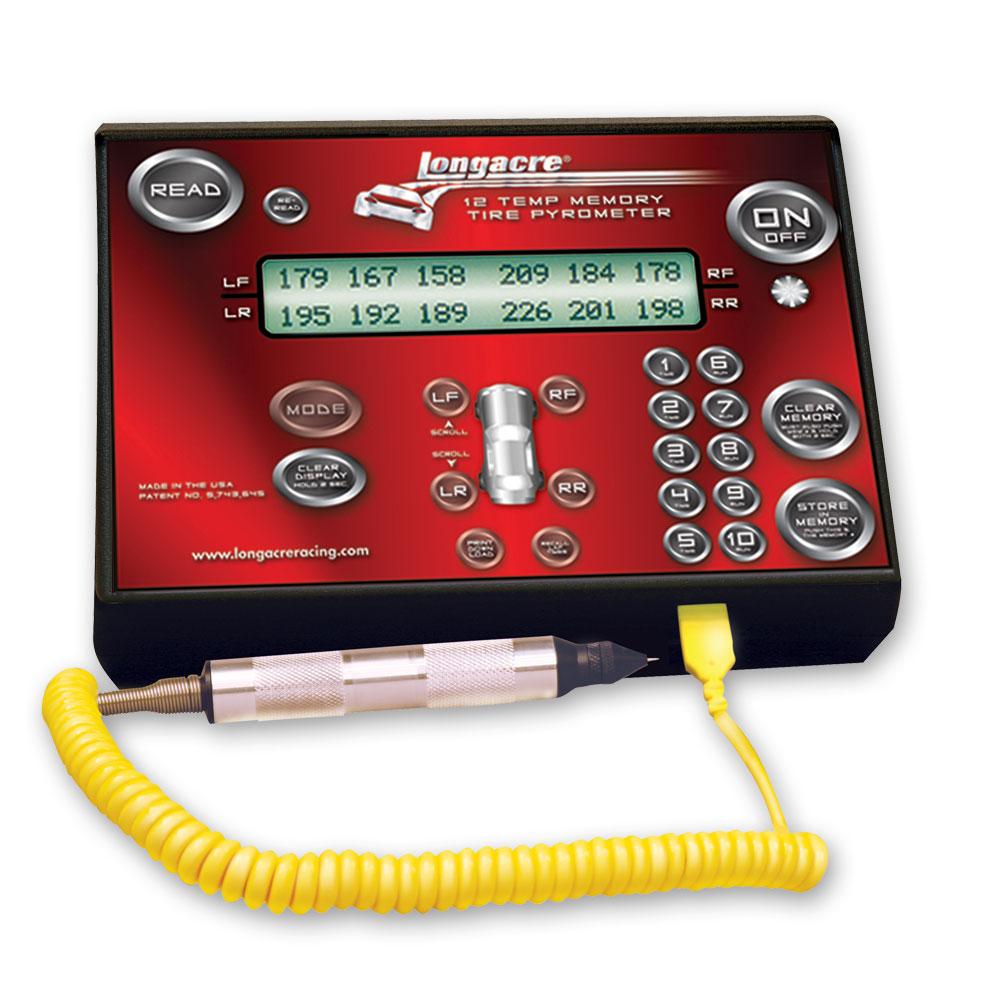 Reifentemperatur Messgerät (650214)