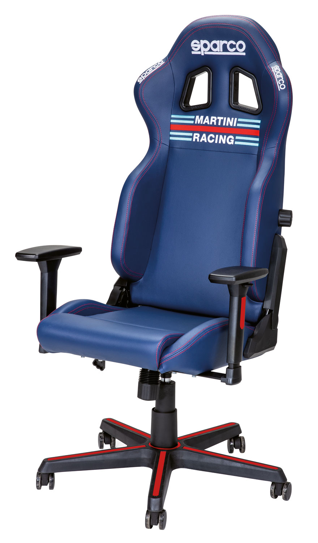 Sparco Bürostuhl Martini Racing