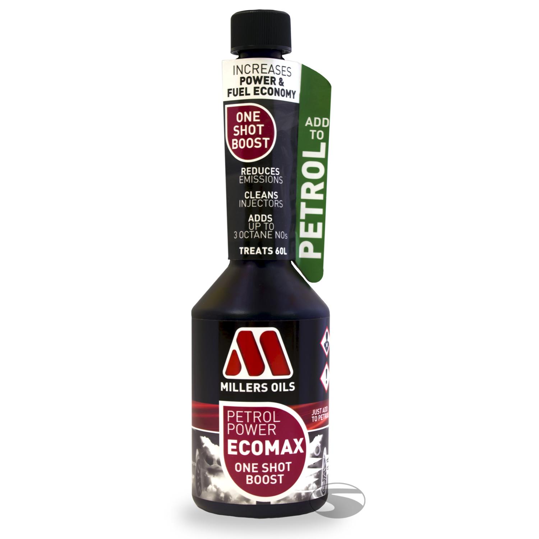 Millers Oils Petrol Power Ecomax, 250 ml
