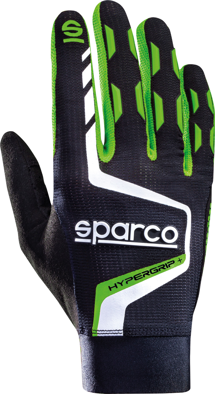 Sparco Gaming Handschuh Hypergrip+, schwarz/grün