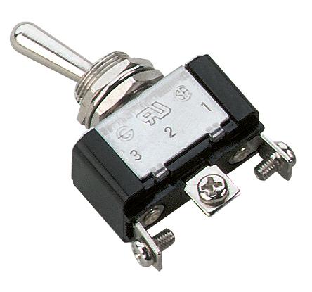 Sandtler Metall-Kipp-Schalter, HD-Ausführung
