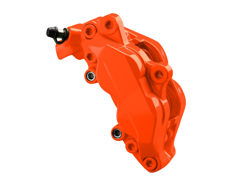 FoliaTec Bremssattellack, neon orange