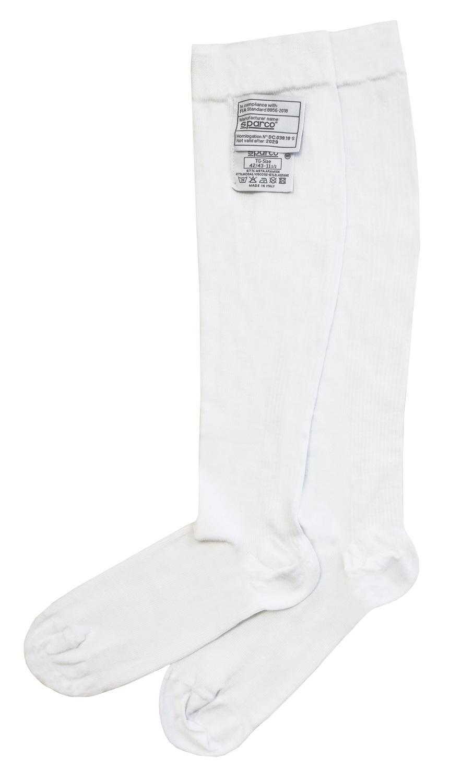 Sparco Nomex Socken Prime+, weiß