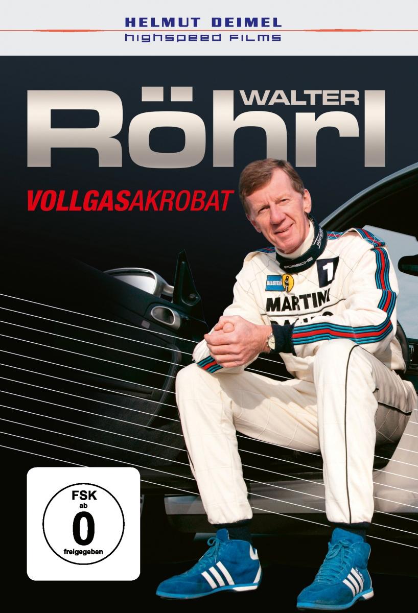 DVD Walter Röhrl - Vollgasakrobat