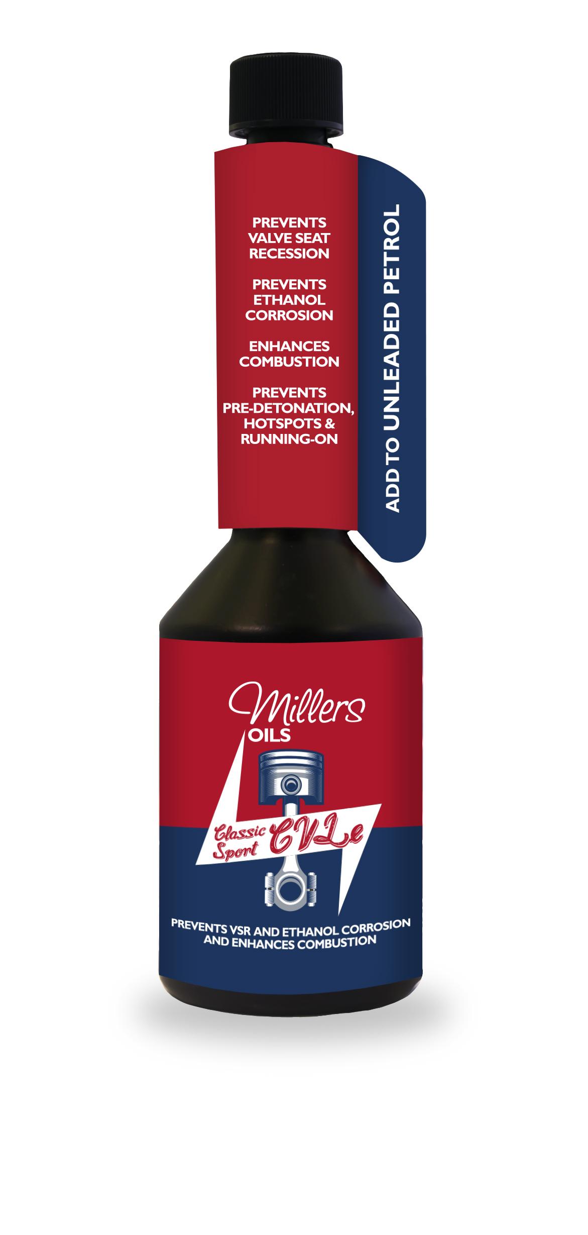 Millers Oils Classic Additiv Sport CVLe