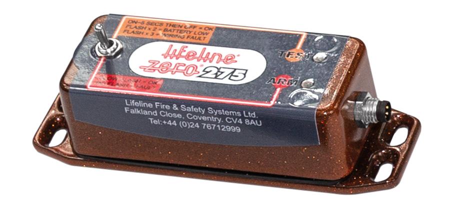 Lifeline Kontroll-Box