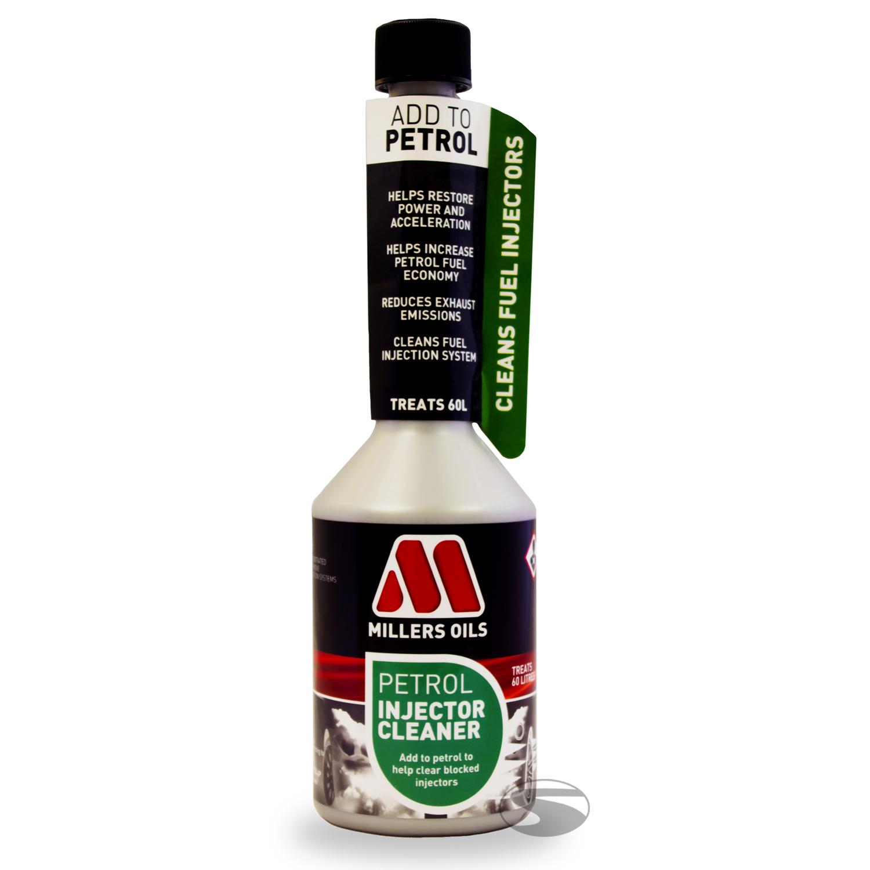 Millers Oils Einspritzdüsen-Reiniger für Benzinmotoren, 250 ml