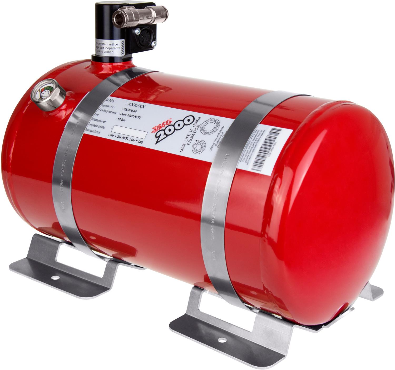 Lifeline Feuerlöschanlage Zero 2000, 4 Liter AFFF