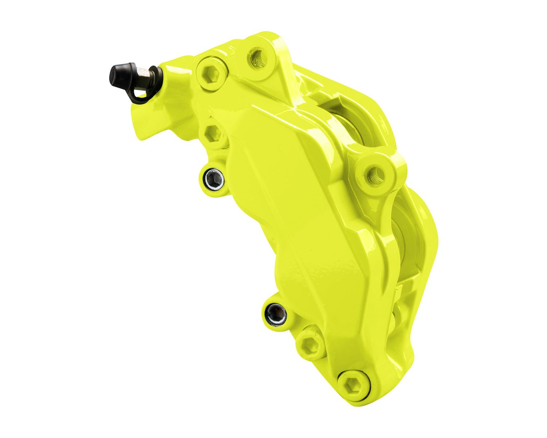 FoliaTec Bremssattellack, neon gelb