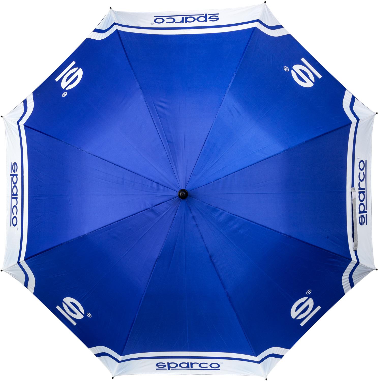 Sparco Regenschirm, blau