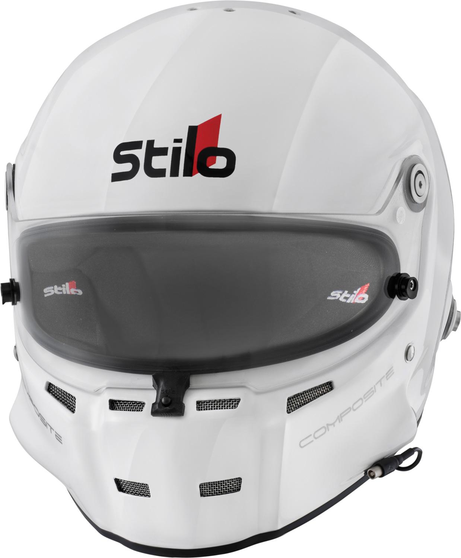 Stilo Helm ST5F Composite, weiß