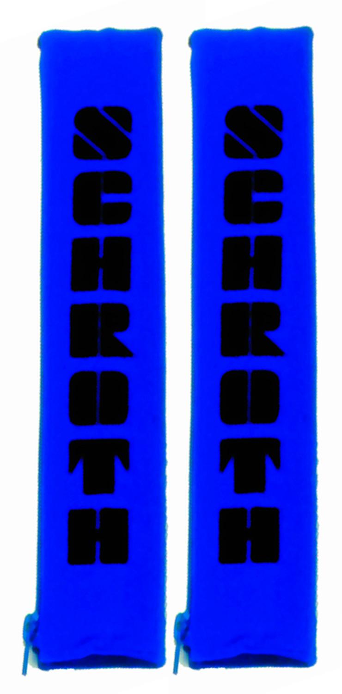 Schroth Gurtpolster, 2 Zoll, blau