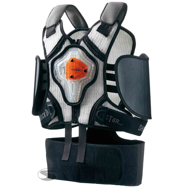 Shock Doctor Power Karting Rib Protector