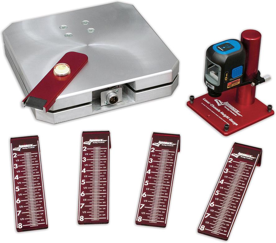 Longacre Laser Nivelliergerät & Höhenmessgerät