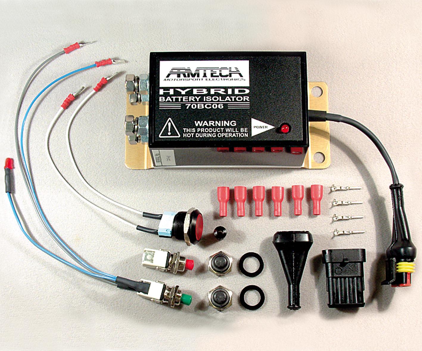 Armtech Stromkreisunterbrecher