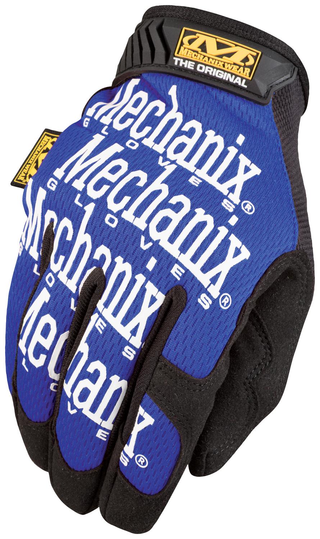 Mechanix Wear Handschuh Original, blau/schwarz