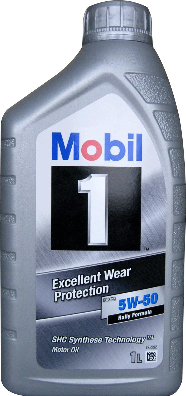 Mobil 1 Rally Formula 5W-50, 1 Liter