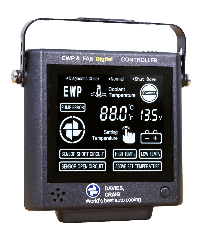 Davies Craig Digitaler EWP/FAN Controler
