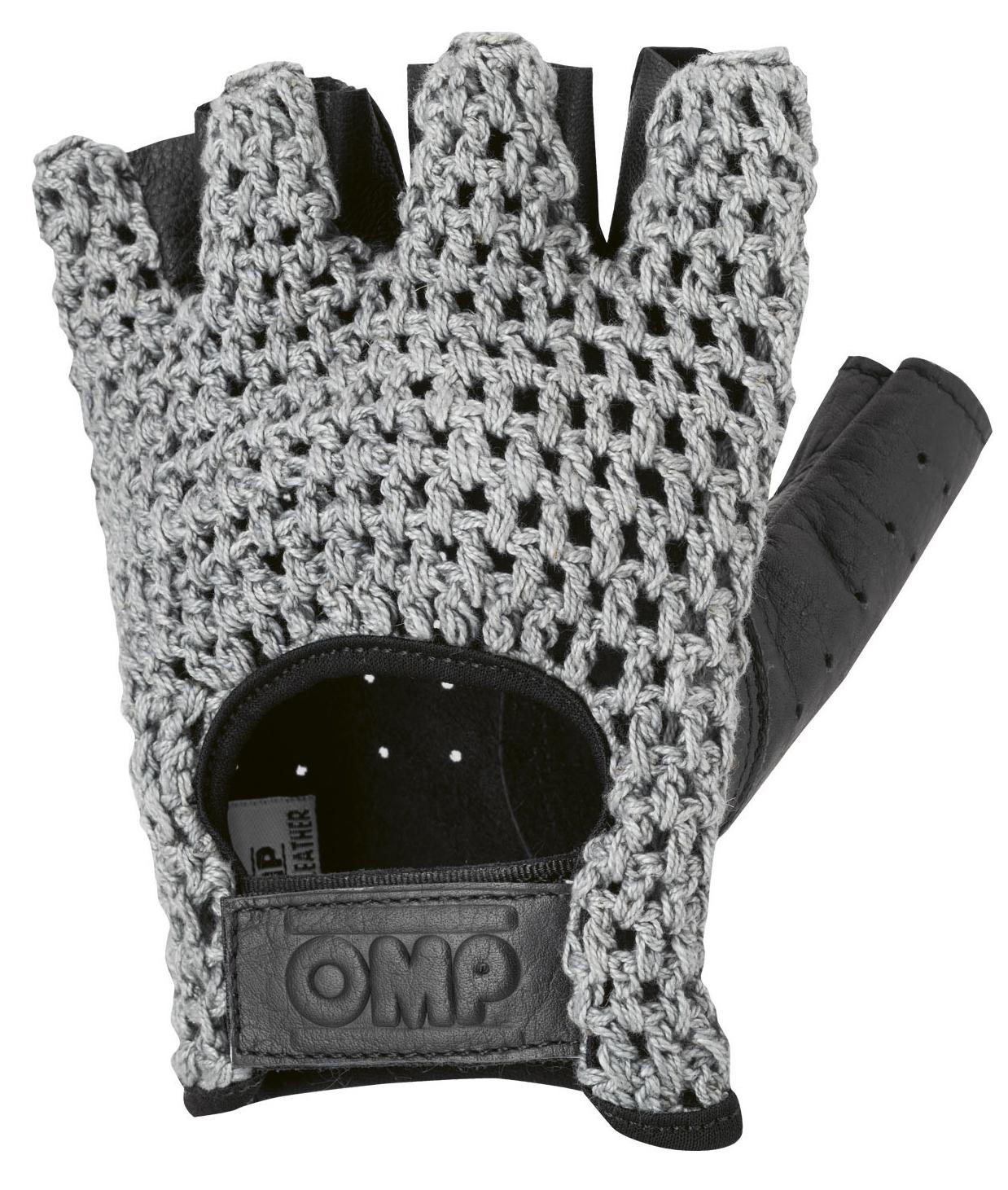 OMP Handschuhe Tazio, schwarz