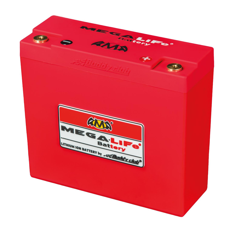 Megalife Racing Batterie MR-40