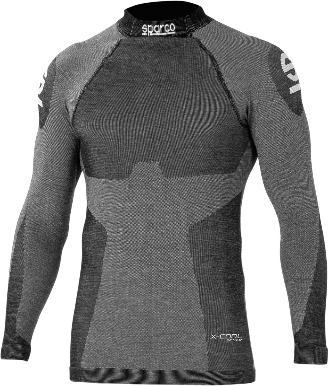 Sparco Pullover Shield Pro, schwarz/grau