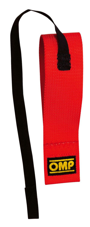 OMP Abschleppöse, mit elastischem Band (503740)
