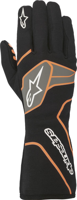 Alpinestars Handschuh Tech 1 Race v2, schwarz/orange