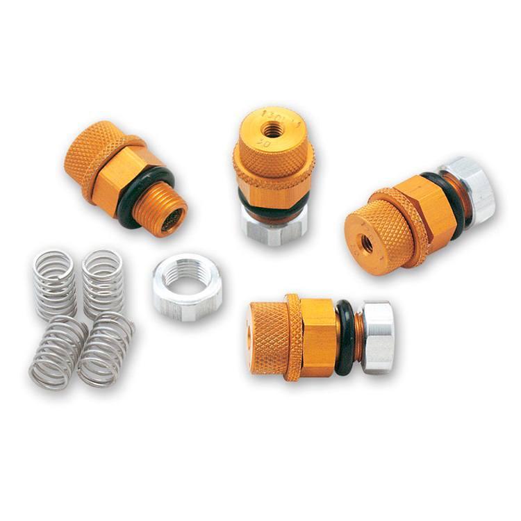 Longacre Reifendruck-Regelventile (650304)