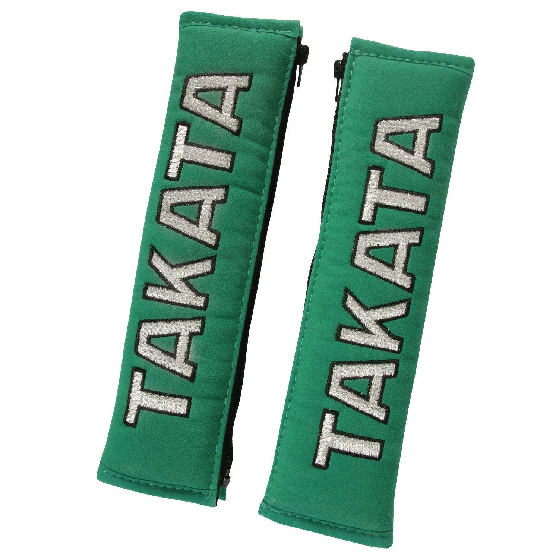 Takata Gurtpolster 2 Zoll, grün