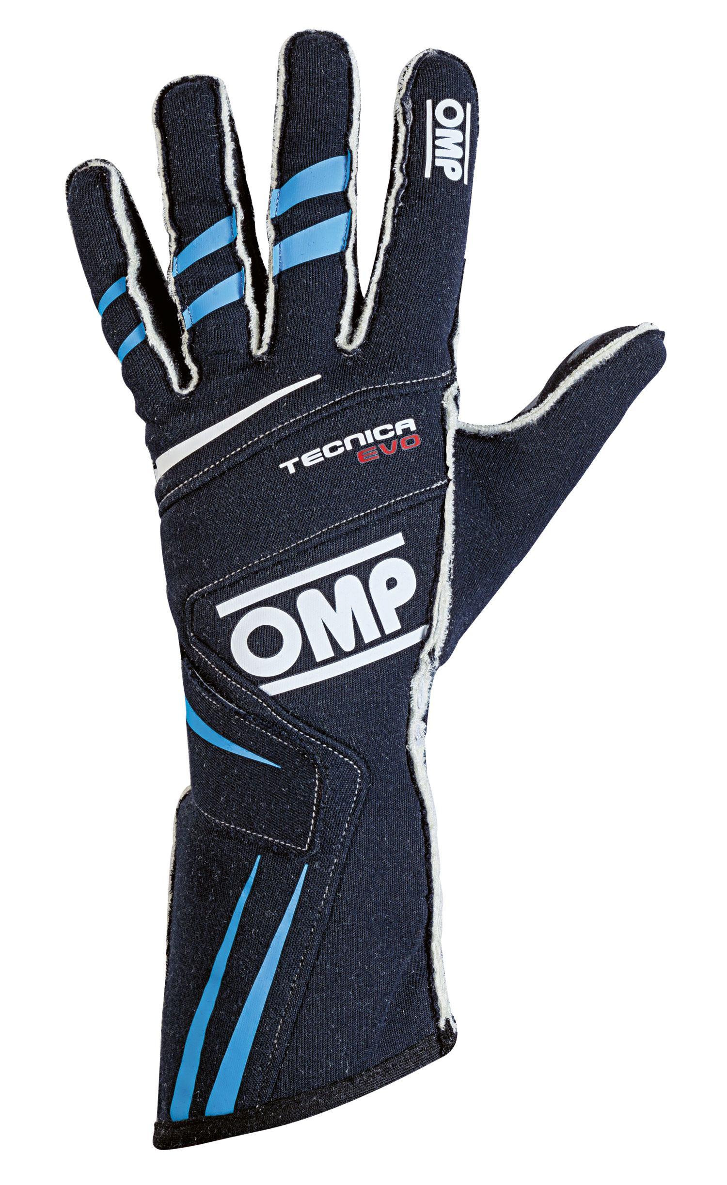 OMP Tecnica Evo, dunkelblau/blau