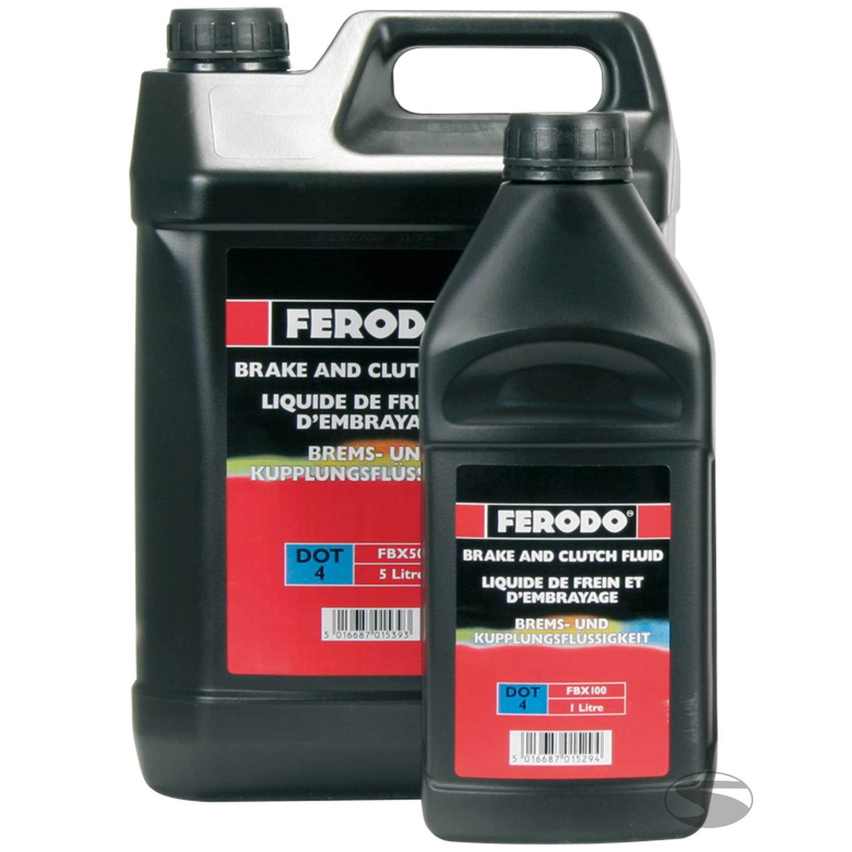 Ferodo DOT 4 (5 Liter)