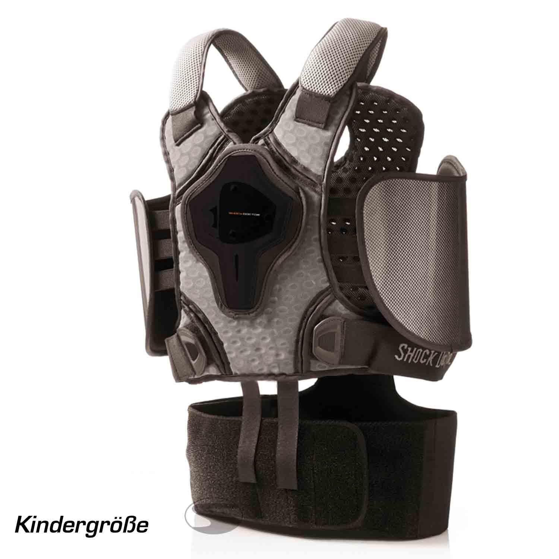 Shock Doctor Aero Karting Rib Protector / Kindergröße
